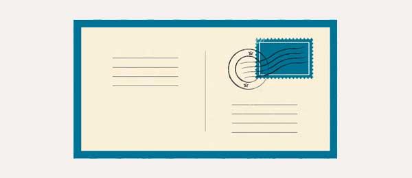 Como trabalhar com envelopamento de cartas em casa